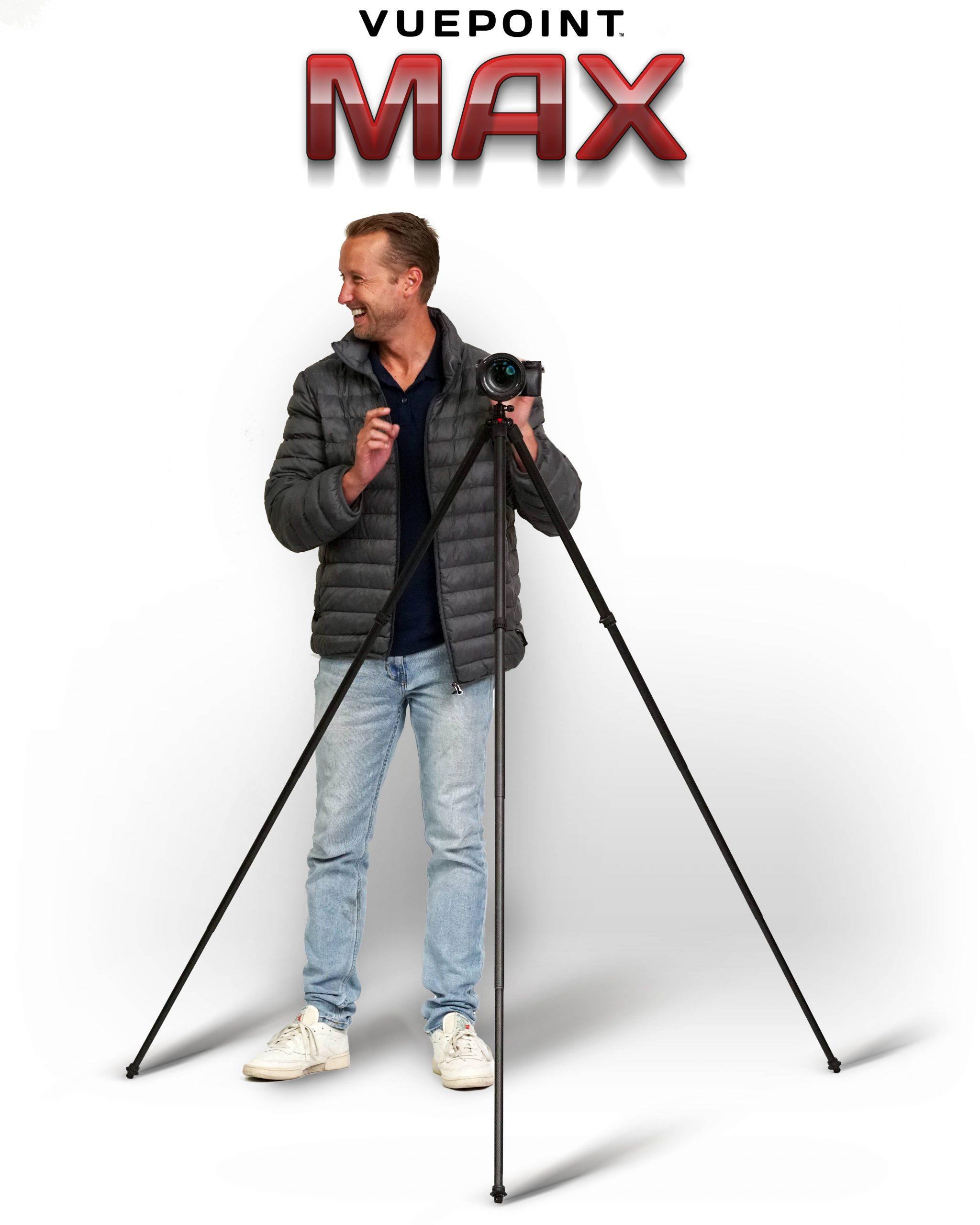 VuePoint Max Ultralight Tripod